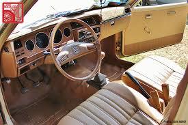 0611 JR1466 Datsun 210 Nissan Sunny B310 Interior