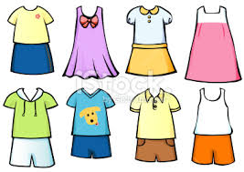 Summer Dress Clipart 1