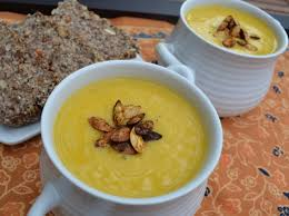 Pumpkin Bisque Recipe Vegan by How To Make Creamy Vegan Roasted Pumpkin Soup With Curried