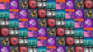 Gish Smashing Pumpkins by July 2015 Tiled Desktop Wallpaper