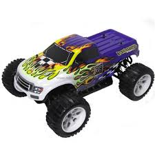 100 Monster Trucks Rc HSP BRONTOSAURUS 4WD OffRoad RTR RC Truck With 24GHz Radio