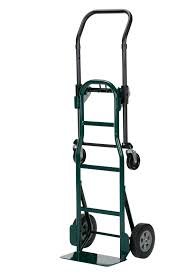 100 Hand Truck Vs Dolly Harper S 700 Lb Capacity Quick Change Convertible