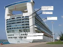 Ruby Princess Baja Deck Plan by Aft Suite Dreaded Vent Or Dreaded Beam Page 6 Cruise