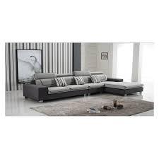 canap cosy canapé tissu avec chauffeuse cosy 857 369 185 90 cm angle droit