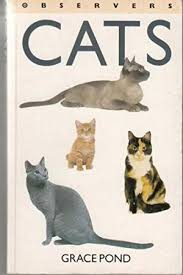 New Observers Book Of Cats Pocket Pond Grace