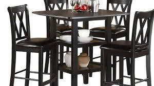 Wayfair Dining Room Set by Picturesque Dining Room Sets High Top Best Tall Kitchen Table At