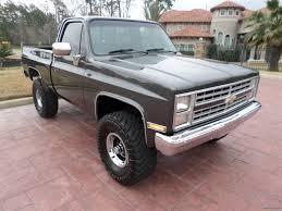 1985 Chevy 4x4 Short Bed Truck, 1985 Chevy Silverado | Trucks ...