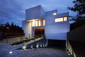 100 Semi Detached House Design 69 House Semidetached RS Robert Skitek Archello