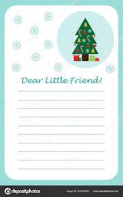 Feliz Navidad De La Letra Carta A Santa Santa Querido Carta Querida