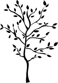 Cartoon Trees With Branches Clipart library