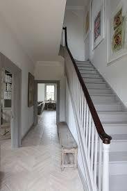 escapade grey trim white walls