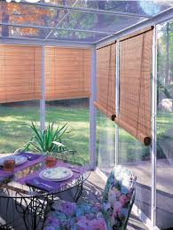 Roll Up Patio Shades by 1 4