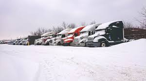 100 Trucks In Snow Trucking Risk Advisor March 2019 Hierl
