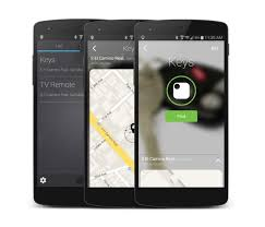 Tile Gps Tracker Range by Lost Item Tracker Tile Arrives On Android Techcrunch