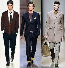 Vintage Fall Winter 2012 Fashion Men How To Make A Statement