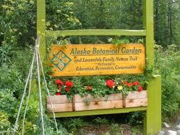 Garden Alaska Botanical Garden Luxury 2014 North To Alaska