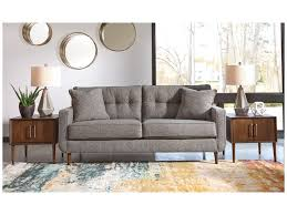 Hodan Sofa Chaise Dimensions by Ashley Furniture Zardoni Mid Century Modern Sofa Furniture And