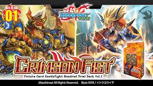 Trial Deck 9 by Buddyfight Decks What Is Buddyfight