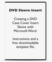 More Ideas Publisher Dvd Cover Template Collections