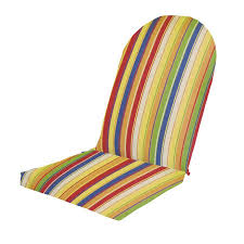 Amazon Patio Chair Cushions by Furniture Enchanting Adirondack Chair Cushions For Cozy Outdoor