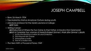 Works Of Joseph Campbell 2