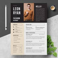 Creative Resume Templates – Free & Premim CV Templates ... Free Word Resume Templates Microsoft Cv Free Creative Resume Mplate Download Verypageco 50 Best Of 2019 Mplates For Creative Premim Cover Letter Printable Template Editable Cv Download Examples Professional With Icons 3 Page 15 Touchs Word Graphic