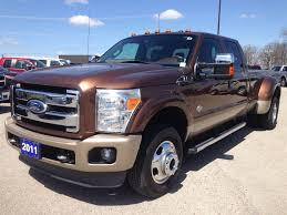 Ford F 350 Super Duty King Ranch For Sale Cheap 5, 1 Ton Diesel ...