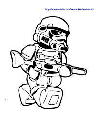 LEGO Star Wars Coloring