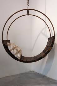 DIY Rocking Chair Made From Recycled Barrels