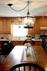 farm style kitchen table light plus outstanding ideas enyila info