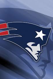 New England Patriots iPhone Wallpaper