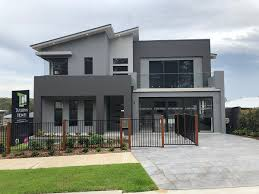 100 Downslope House Designs Miami MKIII Display Home Tullipan Homes HomeWorld