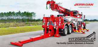 Fitzgerald Wrecker And Towing Equipment | Home