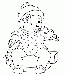 7 Pics Of Learning Coloring Pages Baby Free