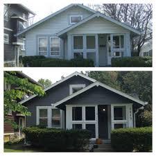 Grey Little House Design