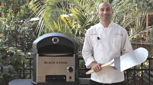 blackstone pizza oven demo pizza cooking time lapse youtube