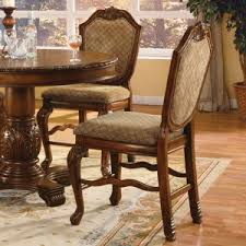 Acme Furniture Chateau De Ville Counter Height Dining Chairs