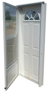 34x76 Steel Door Fan Window RH for Mobile Home Manufactured Housing