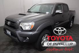 100 Puyallup Cars And Trucks Toyota Tacoma For Sale In WA 98374 Autotrader