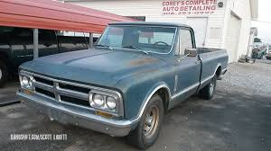 BangShift.com Project Hay Hauler: A 1967 GMC C1500 That Oozes Cool ... 1967 Gmc K2500 Vehicles Pinterest Cars Trucks And 4x4 Pin By Starrman On 67 Long Stepside Chevy Truck Mirror Question The 1947 Present Chevrolet Pickup For Sale Classiccarscom Cc875686 Old Trucks Vehicle 7500 Cab Chassis Item J1269 Sold Jun Flatbed Dump I4495 Constructio Customer Gallery To 1972 Ck 1500 Series Overview Cargurus Ctl6721seqset 671972 Chevygmc Truck Sequential Led Tail Light
