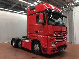 Buy Used 2014 Mercedes Actros 12794 - Compare Used Trucks