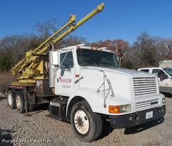 100 Rig Truck 1996 International 8200 Drilling Rig Truck Item DE6565 T
