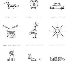 Free Printable Activity Sheets For 5 Year Olds