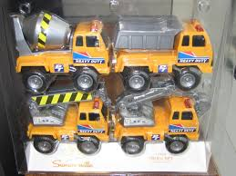 Pictures Of Toy Trucks - Two Old Battered Metal Toy Trucks Stock ...