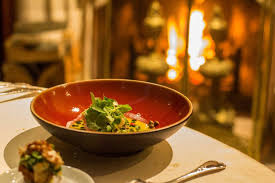 das leben isst schön im zwei sterne restaurant lorenz adlon