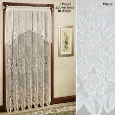 Jcpenney Curtains For French Doors by Decor Dark Curtain Rods With Decorative Penneys Curtains And