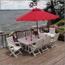 Red Patio Furniture Canada by White Plastic Folding Chairs Canada Chairs Home Decorating