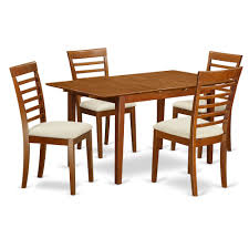 5 Pc Dinette Set - Table With Leaf And 4 Dining Chairs Jofran Marin County Merlot 5piece Counter Height Table Mercury Row Mcgonigal 5 Piece Pub Set Reviews Wayfair Crown Mark Camelia Espresso And Stool Red Barrel Studio Jinie Amazoncom Luckyermore Ding Kitchen Giantex Pieces Wood 4 Stools Modern Inspiring And Chairs Target Tables For Dimeions Style Sets Design With Round Wooden Bar Best Choice Products W Glass Dinette Frasesdenquistacom Hartwell Peterborough Surplus Fniture No Clutter For The