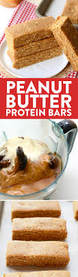 Peanut Butter Protein Bars - Fit Foodie Finds Bpi Sports Best Protein Bar 20g Chocolate Peanut Butter 12 Bars Ebay What Is The Best Protein Bar In 2017 Predator Nutrition The Orlando Dietian Nutritionist Healthy Matcha Green Tea Fudge Diy All Natural Pottentia Grass Fed Whey Quest Hero Blueberry Cobbler 6 Best For Muscle Gains And Source 25 Bars Ideas On Pinterest Homemade Amazoncom Fitjoy Low Carb Sugar Gluten Free