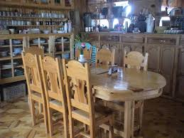 Sagada Homestay Dining Room